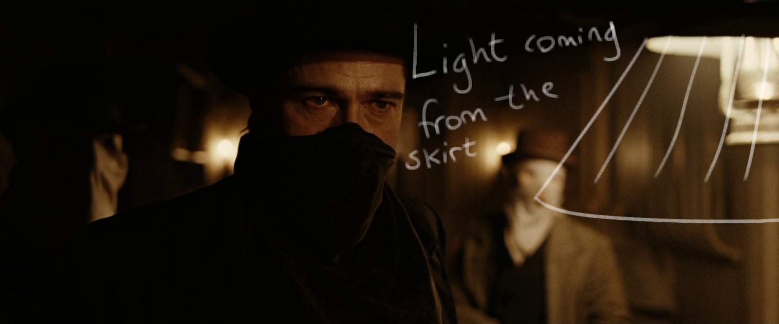 How Did He Light It The Assassination Of Jesse James 01 Deakins Lighting Diagram Roger A