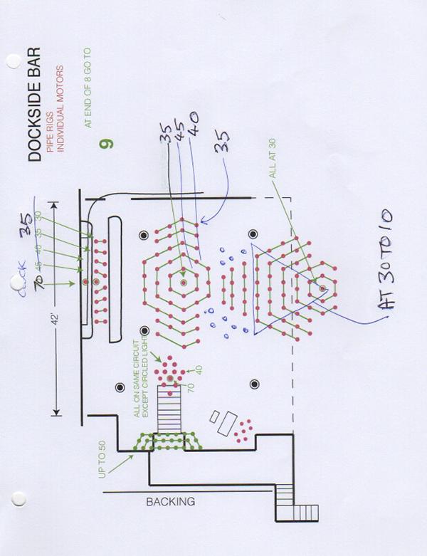Section 9 - Lighting plan
