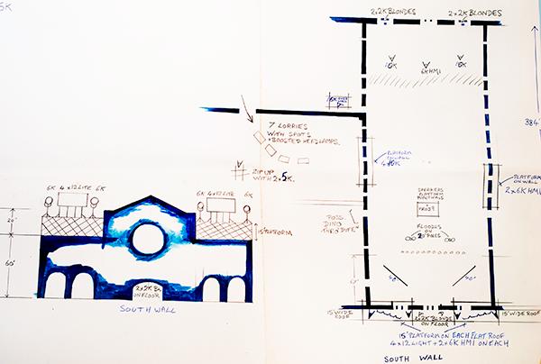 Alexander Palace diagram