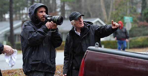 Denis Villeneuve & Roger Deakins find shot on Prisoners